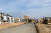 Kozármisleny új lakóterületének előközművesítése, valamint az Október 23. tér kiépítése